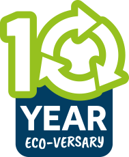 10 year eco-versary