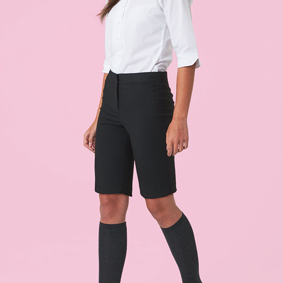 Senior Girls' School Shorts